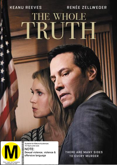 The Whole Truth on DVD image