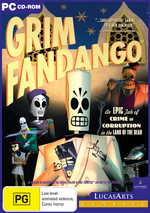 Grim Fandango (Essential) for PC Games