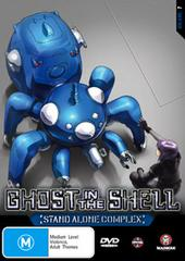 Ghost In The Shell: Stand Alone Complex - Vol 7 on DVD