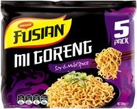 Maggi Fusian Noodles - Mi Goreng Soy & Mild Spice (5 Pack)