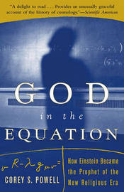 God in the Equation by Corey Powell image