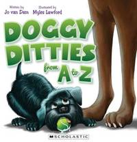 Doggy Ditties from A to Z by Jo van Dam