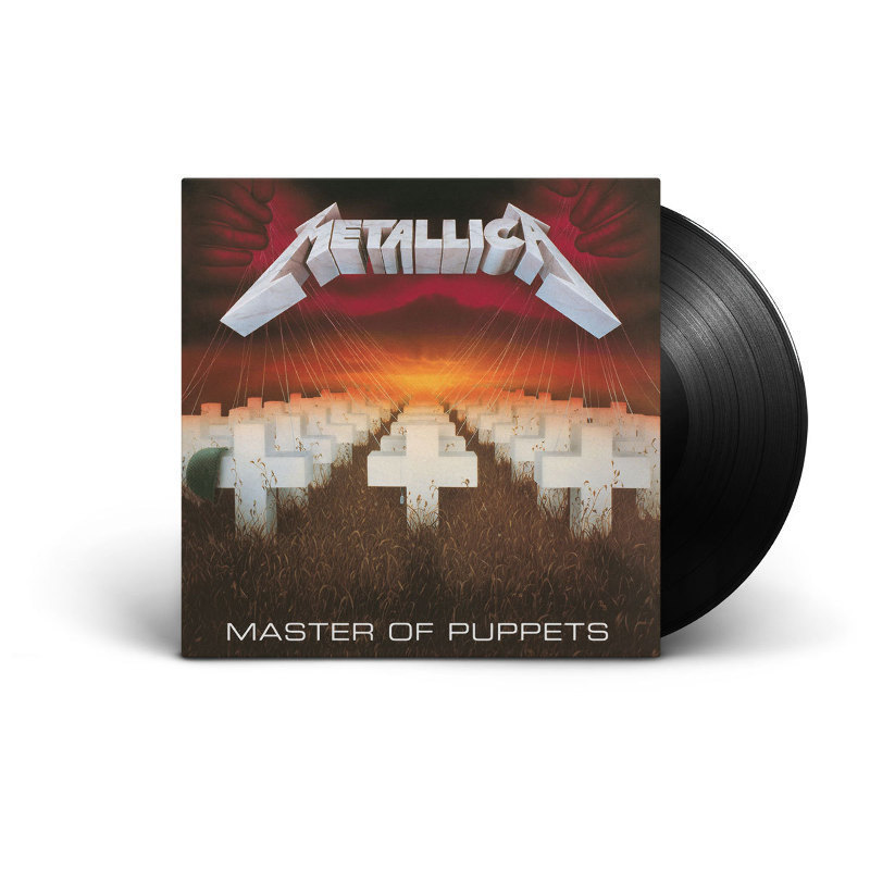 Master of Puppets [Remaster] (LP) by Metallica image