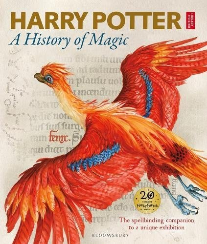 Harry Potter: A History of Magic by British Library image