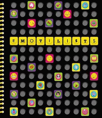 Activity Books Emotilists by Make Believe Ideas, Ltd.