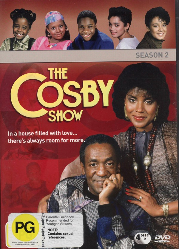Cosby Show, The - Season 2 (4 Disc Set) on DVD image