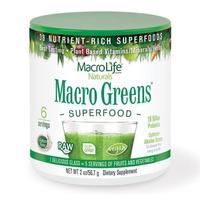 MacroLife Naturals Macro Greens (6 servings)
