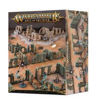 Warhammer Age of Sigmar: Desolated Township