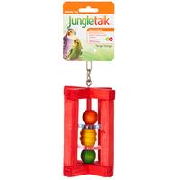 Jungle Talk: Tango Dango for Small/Medium Birds