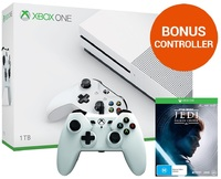 Xbox One S 1TB Star Wars Jedi: Fallen Order Console Bundle for Xbox One image