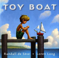 Toy Boat by Randall De Seve image
