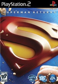 Superman Returns: The Videogame for PlayStation 2