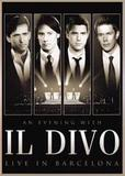 An Evening With Il Divo - Live in Barcelona on Blu-ray