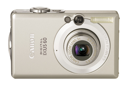 Canon Digital Camera IXUS 60