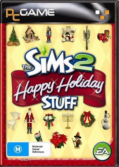 The Sims 2 Holiday Stuff Pack for PC Games