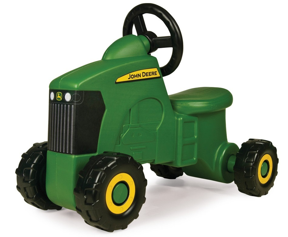 John Deere: Foot to Foot - John Deere Tractor image