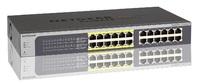Netgear JGS524PE ProSafe Plus 24-Port Gigabit Rackmount Switch with PoE