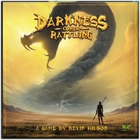 Darkness Comes Rattling - Board Game