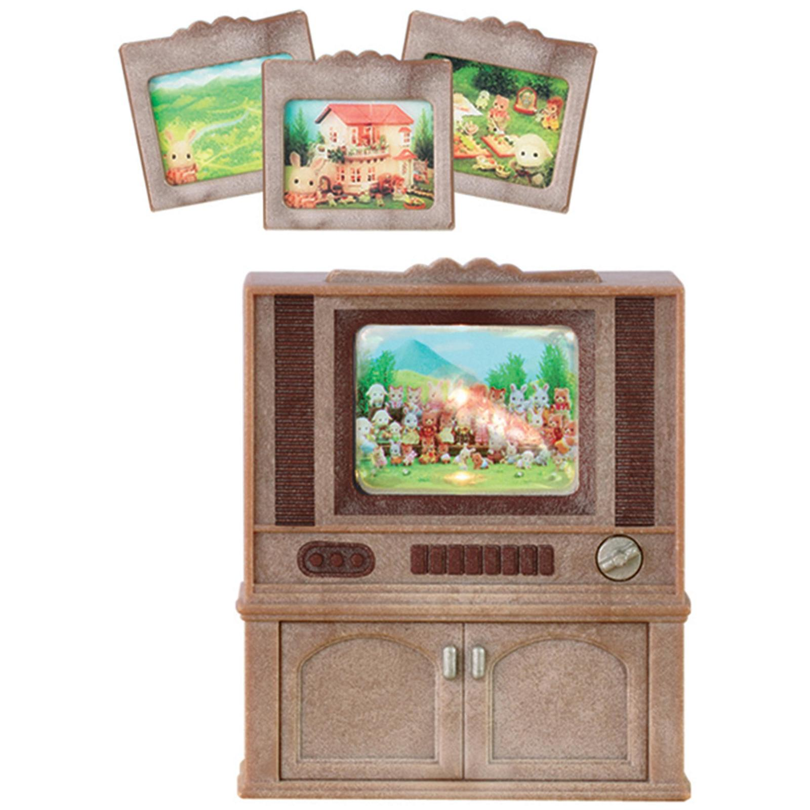Sylvanian Families Deluxe Colour Tv Images At Mighty Ape Nz