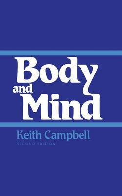 Body and Mind by Keith Campbell