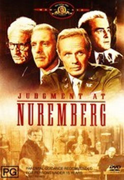Judgment At Nuremberg on DVD image