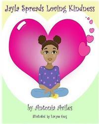 Jayla Spreads Loving Kindness by Antonia Aviles image