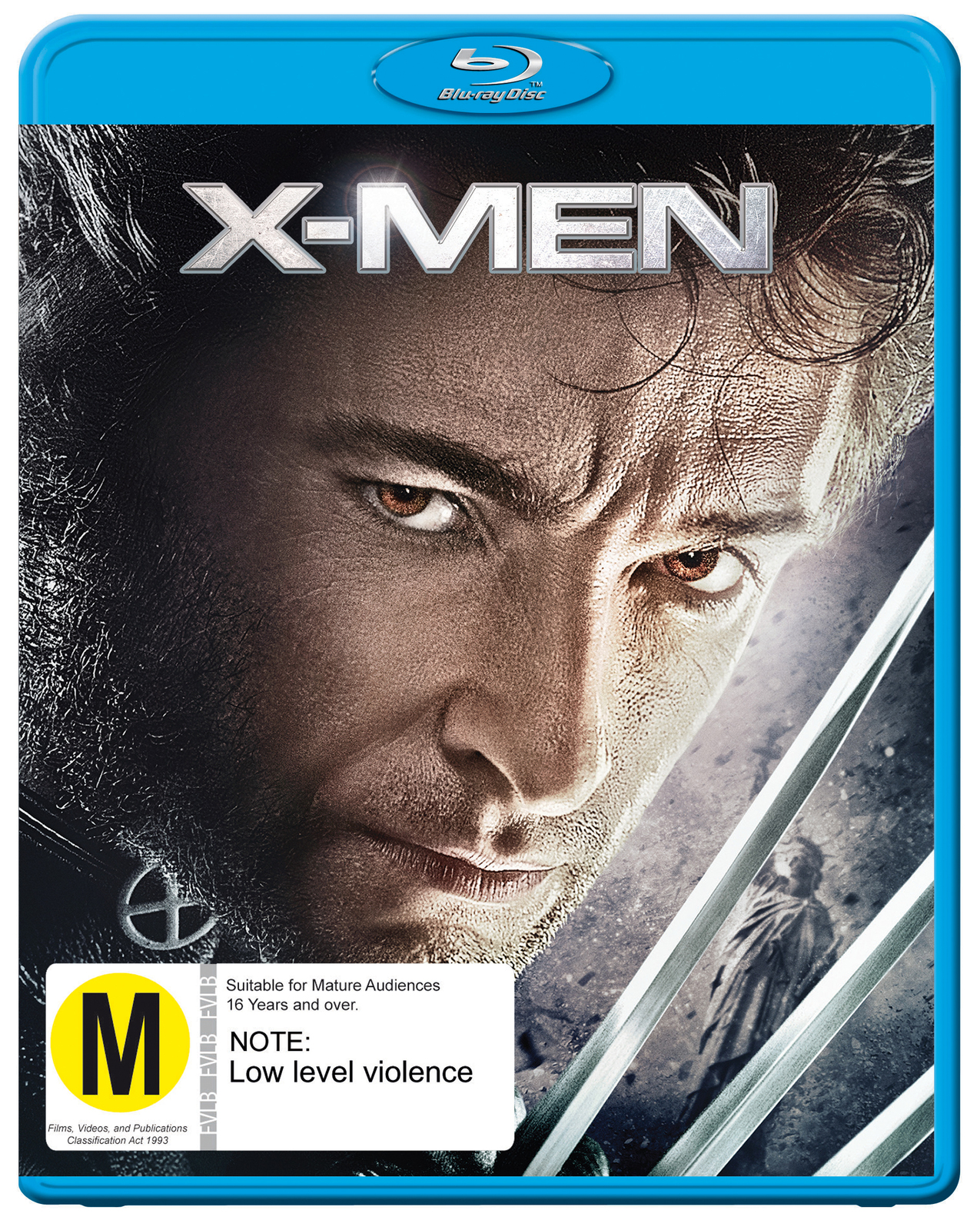 X-Men on Blu-ray image