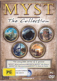 Myst Complete Collection for PC Games