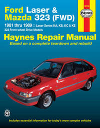 Ford Laser and Mazda 323 (FWD) Australian Automotive Repair Manual by L.Alan LeDoux