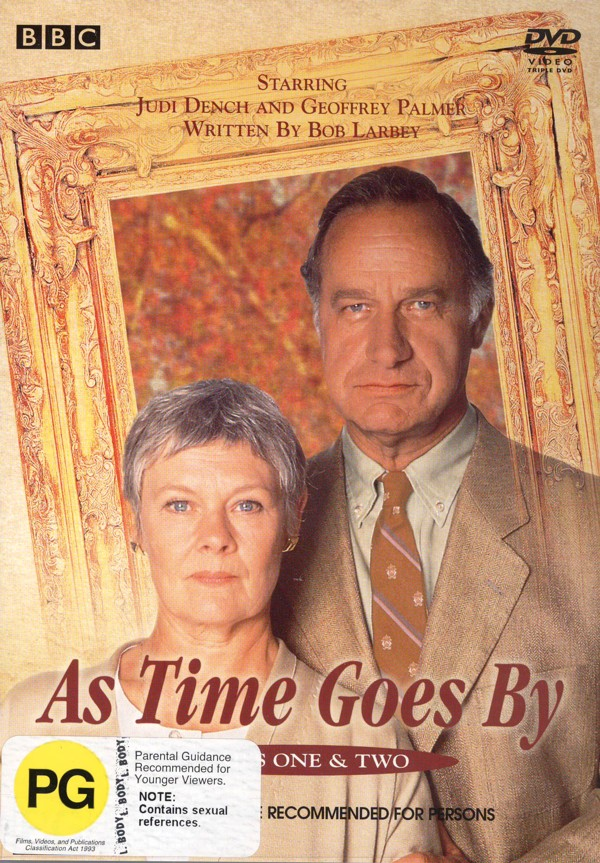 As Time Goes By - Series 1 & 2 (3 Disc Set) on DVD image