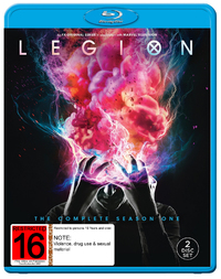 Legion - Season 1 on Blu-ray image