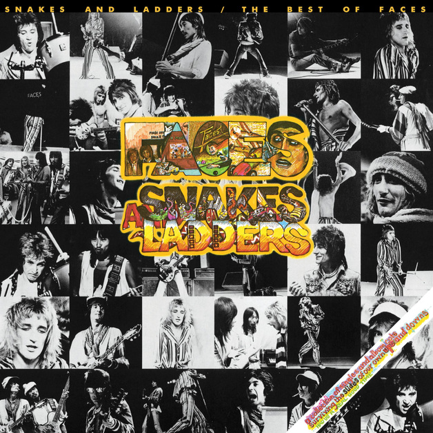 Snakes and Ladders / The Best of the Faces (LP) by Faces