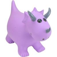 Happy Hopperz : Purple Triceratops image