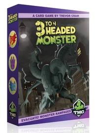 3-4 Headed Monster - Card Game