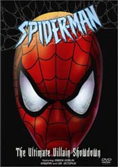 Spider-Man - Ultimate Villain Showdown (Animated) on DVD