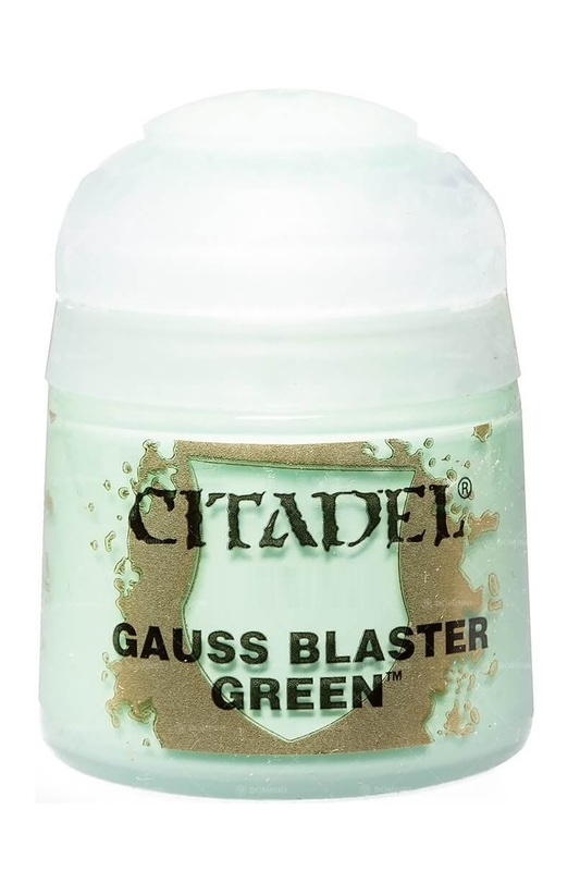 Citadel Layer: Gauss Blaster Green (12ml)