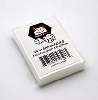 Mighty Ape: Board Game Card Sleeves (Mini European) image