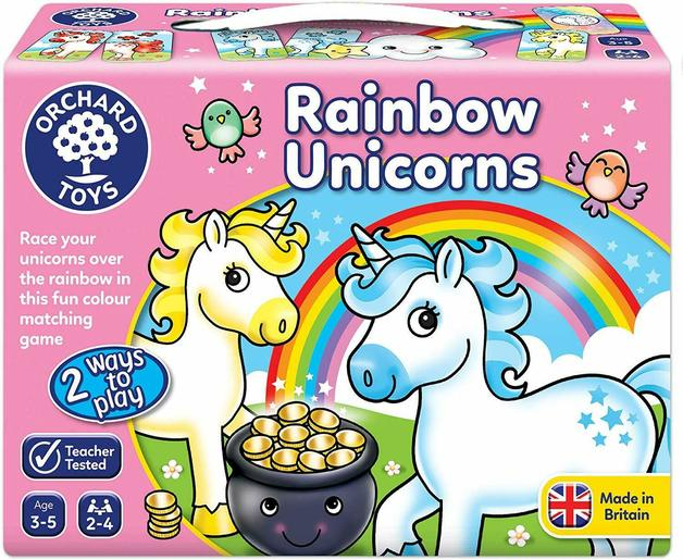 Orchard: Rainbow Unicorns - Board Game