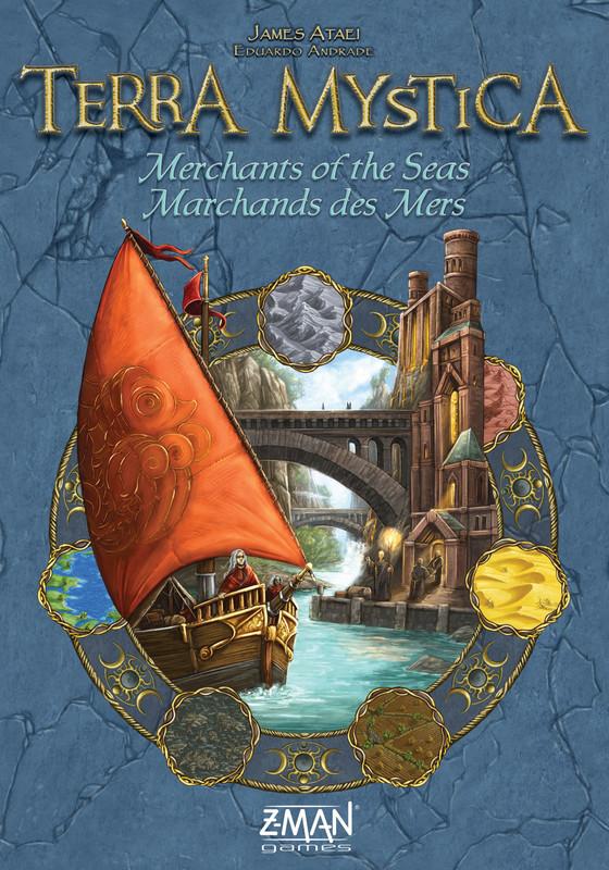 Terra Mystica: Merchants of the Seas - Expansion