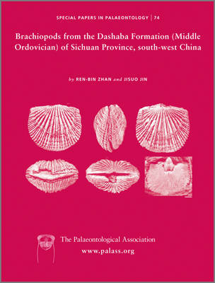 Brachiopods from the Dashaba Formation (Middle Ordovician) of Sichuan Province, South-West China by Ren-Bin Zhan image