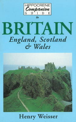 Companion Guide to Britain by Henry Weisser image