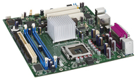Intel D865GSA mATX LGA775 DDR 400 Lan/Audio/VGA for Pentium 4 and Pentium D processors image