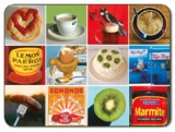 NZ Food Icons Serving Mats (Set 2)