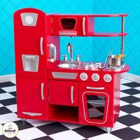 KidKraft - Red Vintage Kitchen