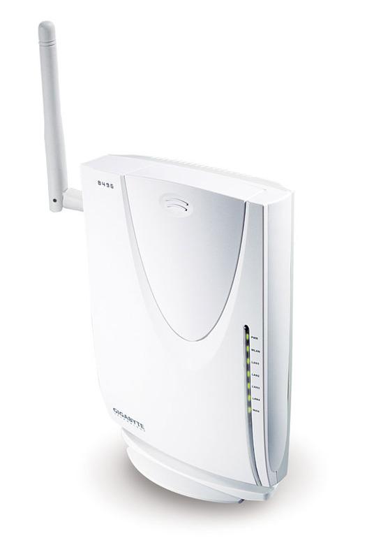 Gigabyte Router Wireless High-Speed GN-B49G
