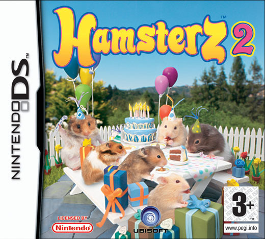Hamsterz 2008 for Nintendo DS