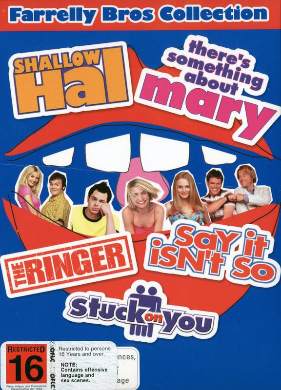 Farrelly Bros Collection (5 Disc Box Set) on DVD