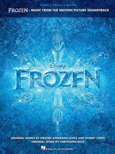 Frozen by Hal Leonard Publishing Corporation