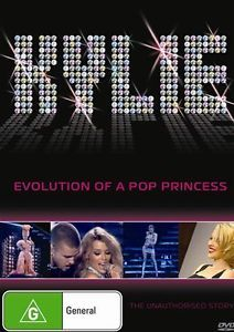 Kylie - Evolution of a Pop Princess on