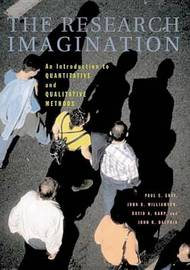 The Research Imagination by Paul S. Gray image